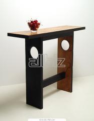 Стол-барьер. Мебель для общественных помещений.