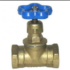 Valves locking muftovy 15s54bk, bk1, bk2