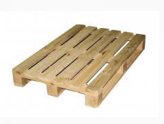 Ящичные поддоны. Поддоны деревянные