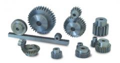 Cogwheels for agricultural machinery, castings and