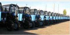 Radiators for tractors, the Tractor spare parts