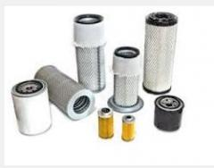 Filters for tractors, the Tractor spare parts