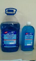 Washer for glass of 5 liters (winter;-20 hail)