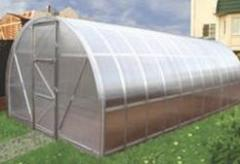 The greenhouse Eko Top 4 4mkh6kh2,5m from a