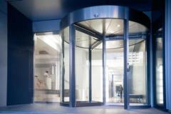 Revolving (rotary) doors. The CLASSIC (CL) model