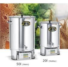 Портативные пивоварни braumeister  +комплекс сырья