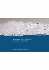 VINNAPAS - solid pitches - polyvinyl acetates