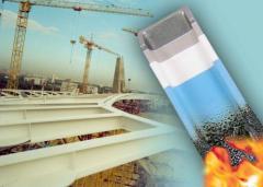 VINNAPAS - етилен-винилацетатные дисперсии для интумесцентных (вспучивающихся) красок