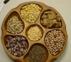 Seeds of different cultures