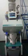 Optical sorter (photoseparator) of Sortex Z+,