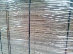Cardboard, corrugated cardboard, gofrolis