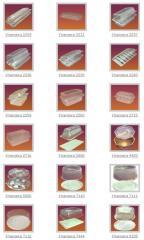 Упаковка для кондитерских изделий и кулинарии,