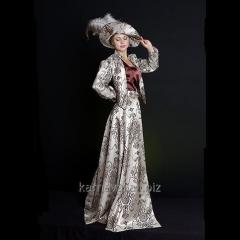 "Carnival costume ""Queen Piratov"""