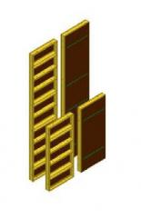 Equipment construction (Boards dervyany)