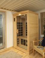 Infrared sauna of Helo HSI 10H