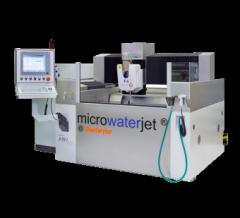 Machines of hydroabrasive cutting MWJ F4