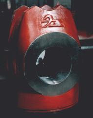 Коуш в сборе черт.550.03.000 для соединения с натяжным оборудованием и фиксации каната арматурного в напряженном состоянии.