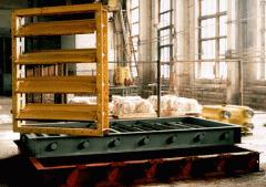 Клапаны плотные прямоугольные пылегазовоздухопроводов для регулирования и отключения пылегазовоздухопроводов с температурой среды не выше плюс 400 С при давлении в коробе до 0,004 МПа. ТУ 34-13 2145-79.