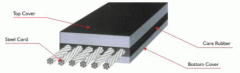 Conveyer belts from polymeric materials