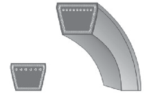 State standard specifications maple belts, belt
