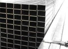 120h80h10 q235a steel profile pipes