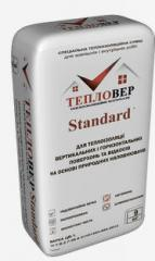 "Heat-insulating plaster ""Teplover"