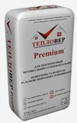 "Heat-insulating plaster ""Teplover"