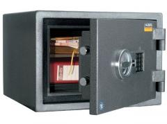 Safes, metal furniture