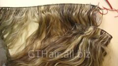 """Natural hair tressirovanny TM """"GT"""