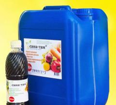 "EXTRA Sang-Tam"" - a liquid organic"