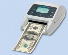 Detectors of currencies automatic