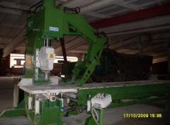Hydraulic press Kuzik-150, for a splitting of