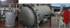Вакуум-выпарная установка типа МЗС-320, МЗС-320М,