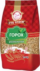 "Green split peas ""Tsar Goroh"","