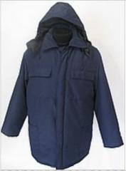 Куртки рабочие утепленные под заказ, оптом