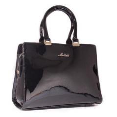 Сумки женские, Женская сумка Mattata черная 5021