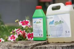 Hill Water Non-chlorine disinfection of water
