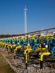 Реконструкция и модернизация подземные хранилища газа, емкостей