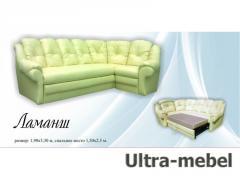 """Sofa angular Lamansh """"Adyyus"""""""