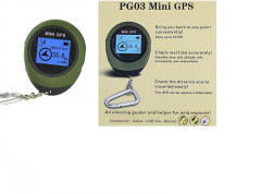Portable pass gps the PG03 navigator - a charm
