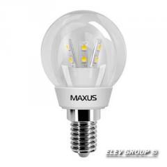 Лампа светодиодная Maxus 1_led_259
