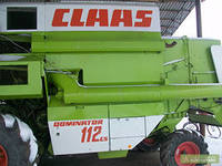 Combines are harvest, Spare parts for CLASS