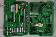The tool for repair of cars.