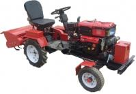 The diesel FORTE T-121EL-HT motor-tractor with