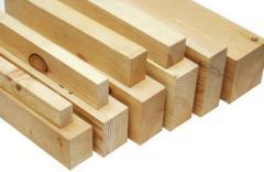 Bar mounting pine