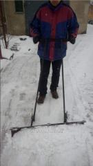 Снегоуборщик, снегоочиститель, лопата