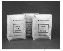 Fire-resistant mix TRI-MOR PLASGUN