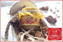 Sweets nut - Food for mind (honey with nuts)