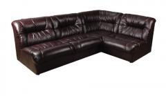 Alberto's sofa.