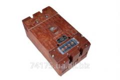 Выключатель автоматический А 3796(250А-630А)